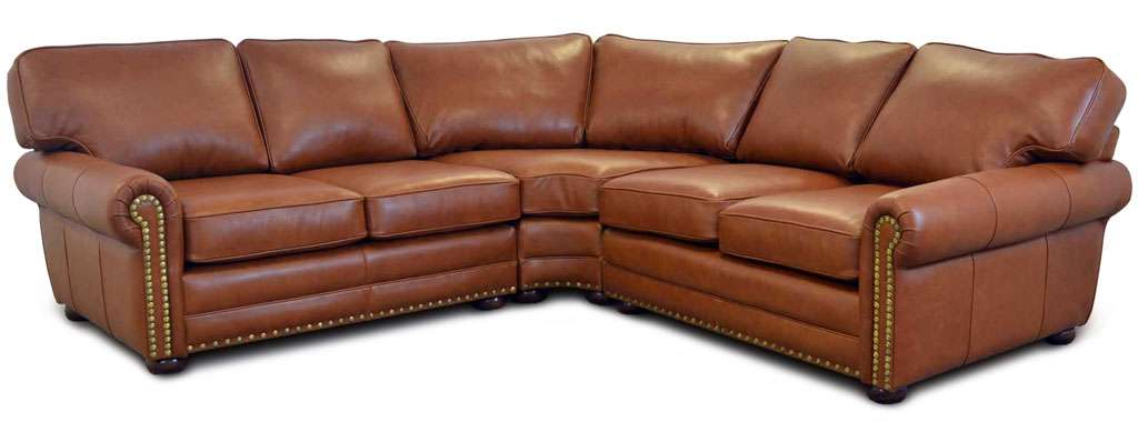 Captivating We Can Custom Build This Lancaster Leather Sofa ...