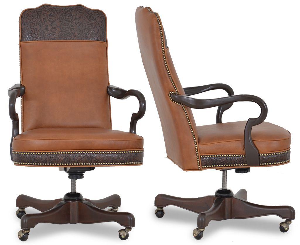 Western Office Chair Texas Home