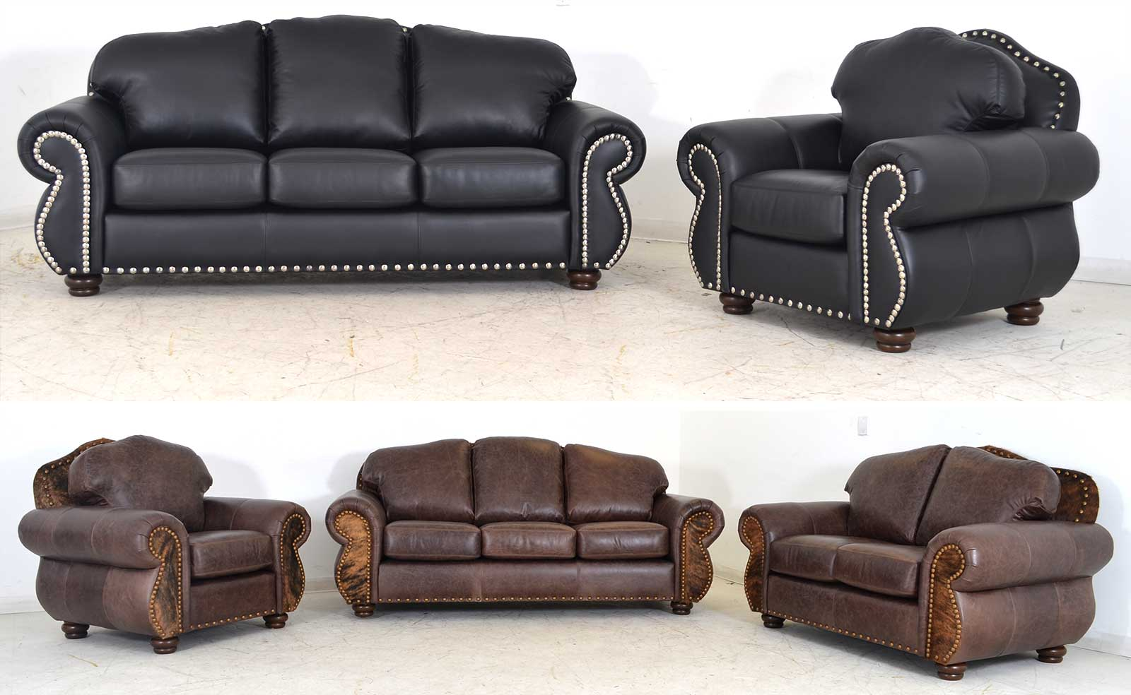 best of leather sofa company