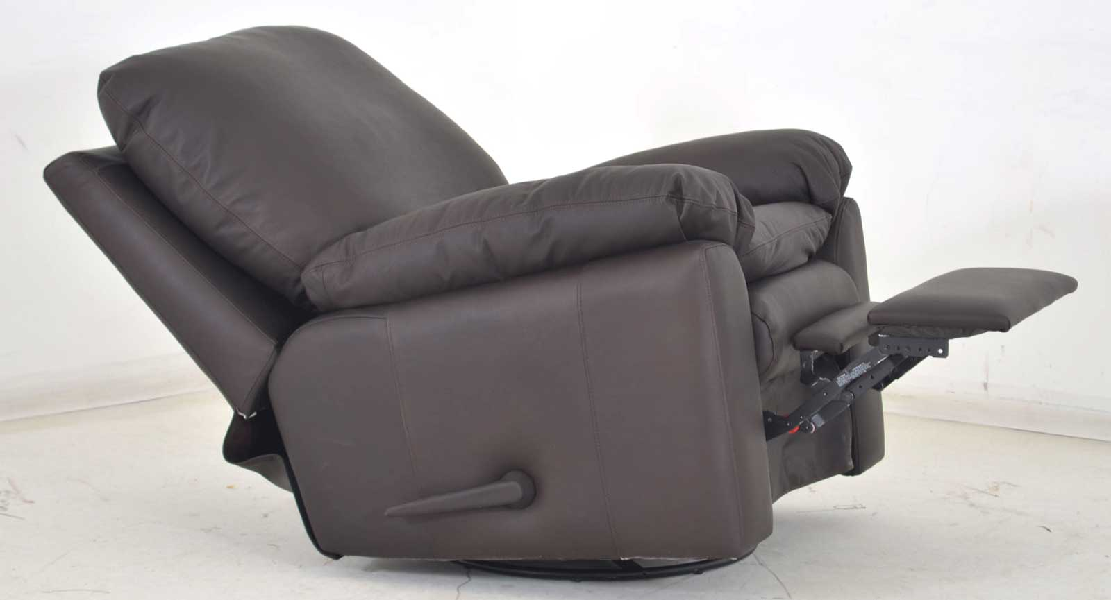Swivel Glider Recliner A & Santa Fe Sofa u2039u2039 The Leather Sofa Company islam-shia.org