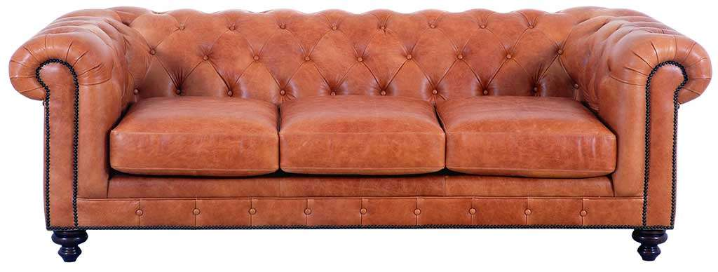 Tufted Leather Furniture Timeless Trendy The Leather Sofa Company