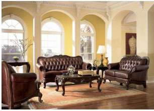 Tuscan Style Leather Furniture ‹‹ The Leather Sofa Company