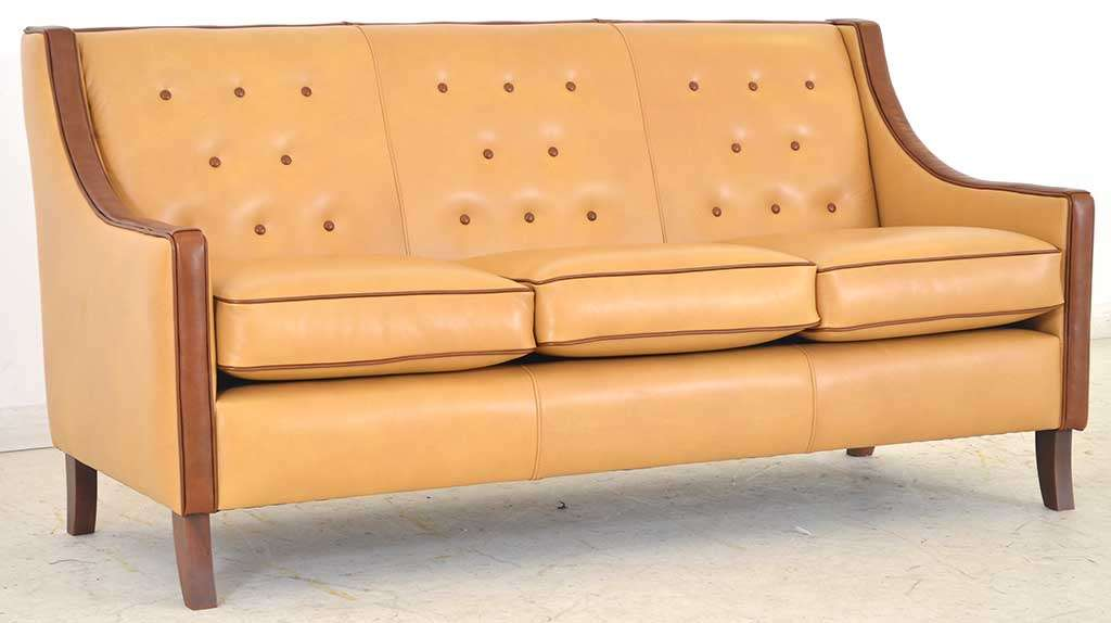 French Style Leather Furniture