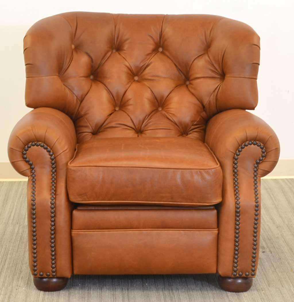 The versatility of tufted leather furniture the leather for Sofa company