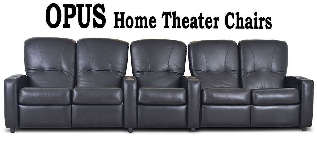 Opus Home Theater We Can Custom Build You Media Seating In Multiple Configurations And Imported Leathers Contact Any One Of Our S For Pricing