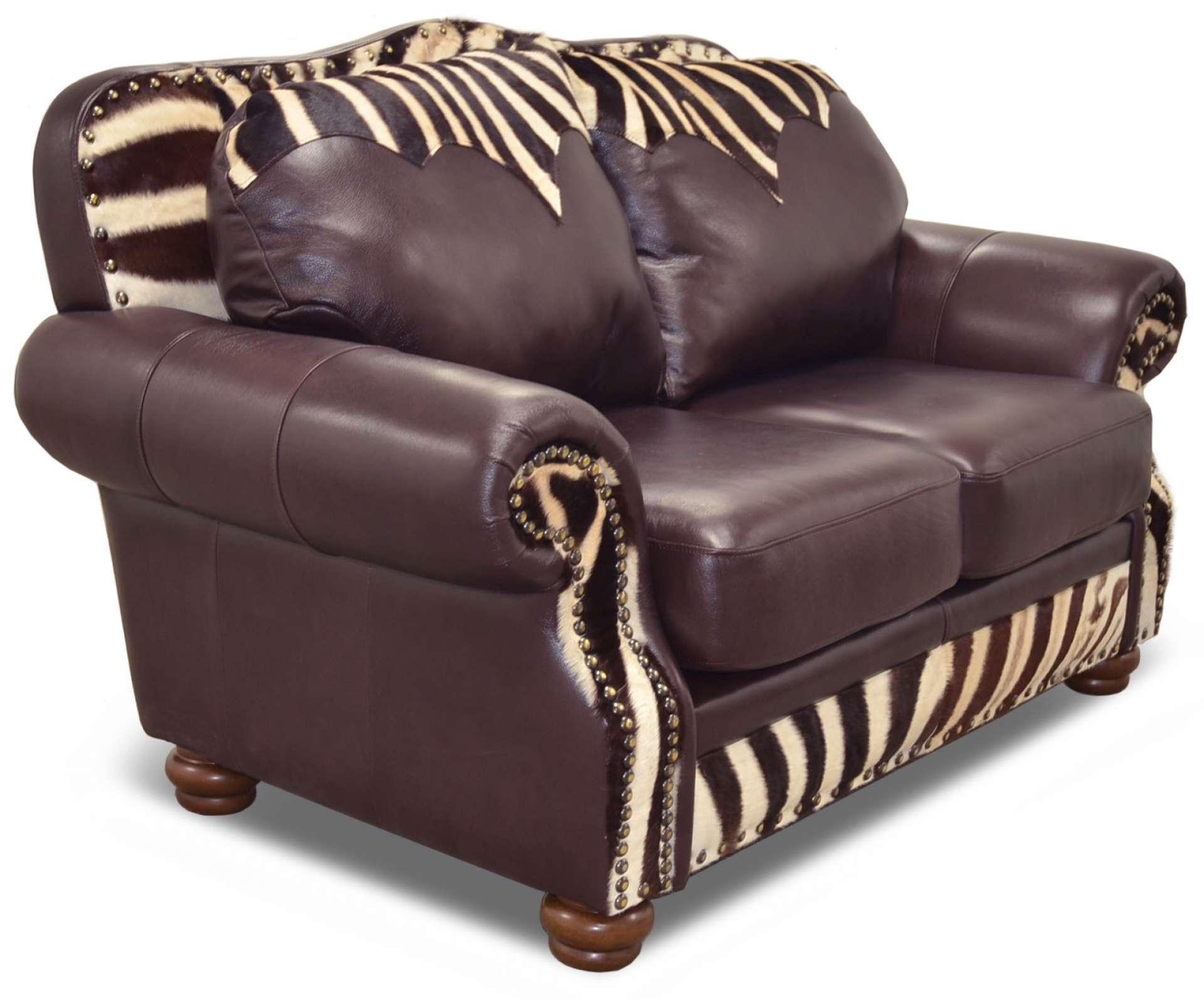 Safari Collection Leather Furniture The Leather Sofa