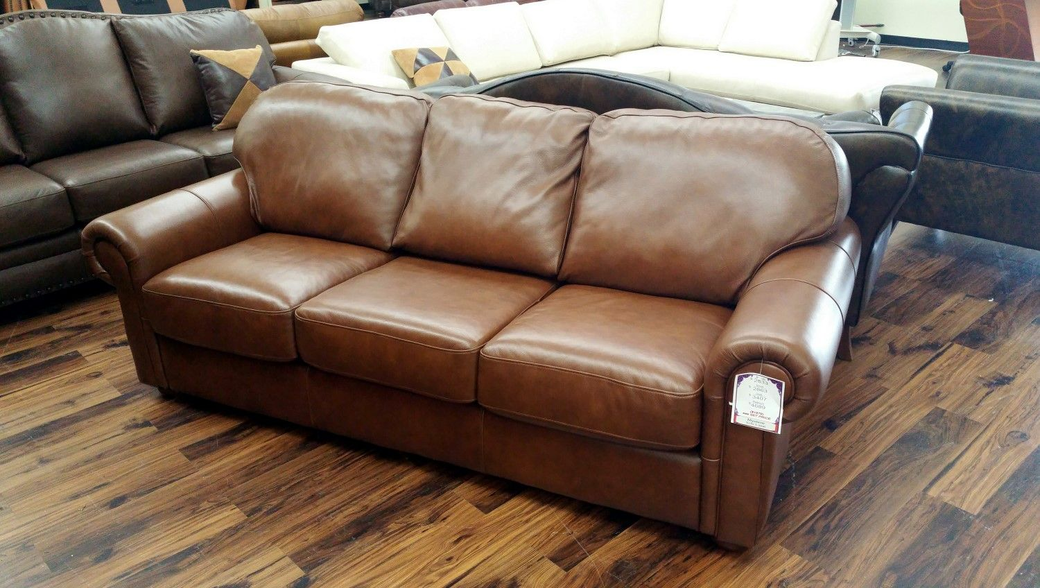 The Leather Sofa Outlet