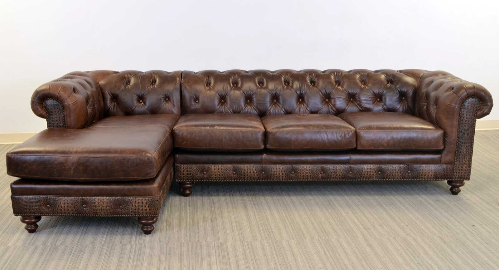 Left Arm Sofa Right Chaise